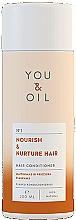 Parfüm, Parfüméria, kozmetikum Kondicionáló minden hajtípusra - You & Oil Nourish & Nuture