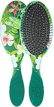 Parfüm, Parfüméria, kozmetikum Hajfésű - Wet Brush Pro Detangler Neon Floral Tropics