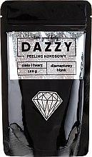 """Parfüm, Parfüméria, kozmetikum Kókuszos test- és arcpeeling """"Gyémántos ragyogás"""" - Dazzy Coconut Face & Body Peeling Diamond"""
