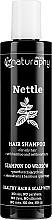 Parfüm, Parfüméria, kozmetikum Helyreállító sampon bambusz és csalán kivonattal - Bluxcosmetics Naturaphy Hair Shampoo