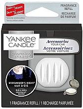 Parfüm, Parfüméria, kozmetikum Autóillatosító (utántöltő blokk) - Yankee Candle Midsummers Night