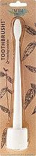 Parfüm, Parfüméria, kozmetikum Gyermek fogkefe, lágy - The Natural Family Co Bio Brush & Stand Ivory Desert