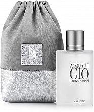 """Parfüm, Parfüméria, kozmetikum Parfüm táska """"Perfume Dress"""", szürke - MakeUp"""