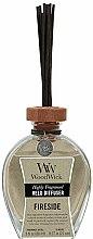 Parfüm, Parfüméria, kozmetikum Aromadiffúzor - WoodWick Reed Diffuser Fireside