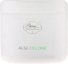 Parfüm, Parfüméria, kozmetikum Zöld alginát arcmaszk - Jadwiga Saipan Algi Zielone
