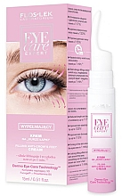 Parfüm, Parfüméria, kozmetikum Szemkörnyékápoló krém szemráncok ellen - Floslek Eye Care Expert Filling Anti-Crow's Feet Cream