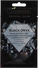 Parfüm, Parfüméria, kozmetikum Tisztító detox-maszk arcra - Bielenda Crystal Glow Black Onyx Peel-off Mask