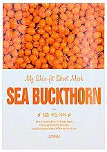 Parfüm, Parfüméria, kozmetikum Szövetmaszk homoktövis kivonattal - A'pieu My Skin-Fit Sheet Mask Sea Buckthorn