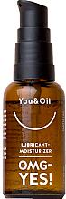 """Parfüm, Parfüméria, kozmetikum Intim kenőanyag """"OMG Yes"""" - You & Oil Lubricant-Moisturizer OMG-Yes!"""