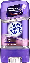 "Parfüm, Parfüméria, kozmetikum Dezodor ""Frissítő"" - Lady Speed Stick Breath of Freshness Antiperspirant Deodorant Gel Stick Women"