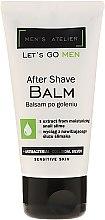 Parfüm, Parfüméria, kozmetikum Borotválkozás utáni balzsam - Hean Men's Atelier After Shave Balm