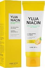 Parfüm, Parfüméria, kozmetikum Élénkítő, hidratáló gél-arckrém - Some By Mi Brightening Moisture Gel Cream