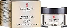 Parfüm, Parfüméria, kozmetikum Éjszakai krém ceramiddal - Elizabeth Arden Flawless Future Powered by Ceramide Night Cream