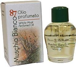 """Parfüm, Parfüméria, kozmetikum Illatosított olaj """"Fehér pézsma"""" - Frais Monde White Musk Perfumed Oil"""