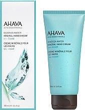 Parfüm, Parfüméria, kozmetikum Kézápoló krém - Ahava Deadsea Water Mineral Hand Cream Sea-Kissed