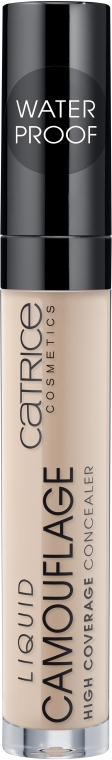 Folyékony korrektor - Catrice Liquid Camouflage High Coverage Concealer
