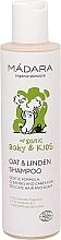 Parfüm, Parfüméria, kozmetikum Sampon zab és hárs virággal - Madara Cosmetics Ecobaby Mild Baby Shampoo