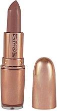 Parfüm, Parfüméria, kozmetikum Ajakrúzs - Makeup Revolution Rose Gold Lipstick