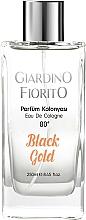 Parfüm, Parfüméria, kozmetikum Giardino Fiorito Black Gold - Kölni