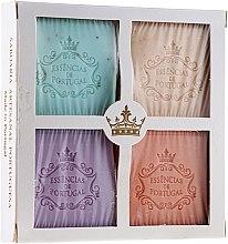 Parfüm, Parfüméria, kozmetikum Készlet - Essencias De Portugal Aromas Collection (soap/4x80g)