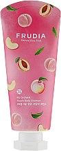 Parfüm, Parfüméria, kozmetikum Tápláló testápoló tej őszibarack illattal - Frudia My Orchard Peach Body Essence