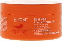 Parfüm, Parfüméria, kozmetikum Hajmaszk - H.Zone Murumuru Intensive Mask Oil