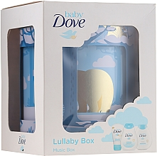 Parfüm, Parfüméria, kozmetikum Szett - Dove Baby Rich Moisture (shmp/200ml + b/lot/200ml + cr/45g)