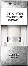 Parfüm, Parfüméria, kozmetikum Manikűr fedő lakk - Revlon Ultimate Shine Top Coat
