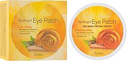 Parfüm, Parfüméria, kozmetikum Hidrogél szemtapasz arany csigával - Esfolio Gold Snail Hydrogel Eye Patch