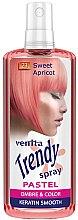 Parfüm, Parfüméria, kozmetikum Hajszínező spray - Venita Trendy Pastel Spray