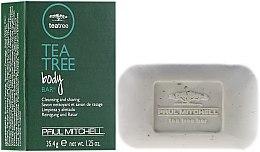Parfüm, Parfüméria, kozmetikum Tisztító szappan - Paul Mitchell Tea Tree Body Bar
