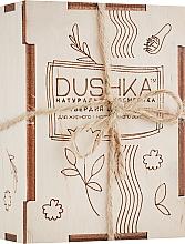 Parfüm, Parfüméria, kozmetikum Szilárd sampon zsíros vagy normál hajra - Dushka