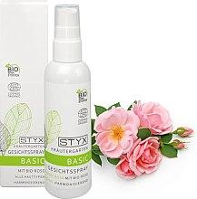 Parfüm, Parfüméria, kozmetikum Spray organikus rózsával - Styx Naturcosmetic