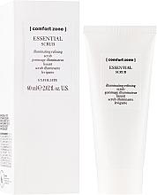 Parfüm, Parfüméria, kozmetikum Tisztító arcpeeling - Comfort Zone Essential Scrub