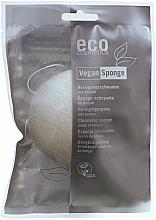 Parfüm, Parfüméria, kozmetikum Gyengéd hámlasztó szivacs arcra és testre - Eco Cosmetics Cleansing Vegan Sponge Konjac