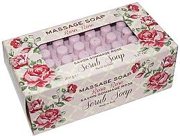 """Parfüm, Parfüméria, kozmetikum Szappan-radír masszázshoz """"Rózsa"""" - Gori 1919 Massage Scrub Soap Rose"""
