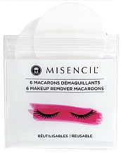 Parfüm, Parfüméria, kozmetikum Többszöri használatos sminkeltávolító párna - Misencil Makeup Remover Macaroons