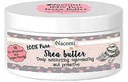 Parfüm, Parfüméria, kozmetikum Sheavaj - Nacomi Natural Shea Butter