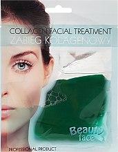Parfüm, Parfüméria, kozmetikum Kollagén maszk uborka kivonattal - Beauty Face Cucumber Extract Collagen Mask