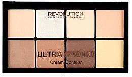 Parfüm, Parfüméria, kozmetikum Arckontúr készlet - Makeup Revolution HD Pro Cream Contour