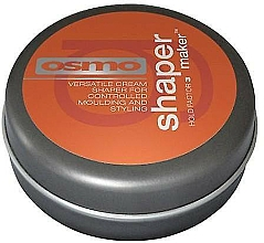 Parfüm, Parfüméria, kozmetikum Univerzális alakformáló krém-gél - Osmo Shaper Maker Hold Factor 3 Traveller