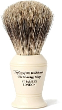 Parfüm, Parfüméria, kozmetikum Borotvapamacs, P374 - Taylor of Old Bond Street Shaving Brush Pure Badger size S