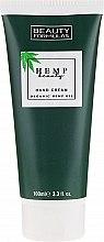 Parfüm, Parfüméria, kozmetikum Kézkrém kender kivonattal - Beauty Formulas Hemp Beauty Oil Hand Cream