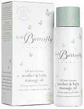 """Parfüm, Parfüméria, kozmetikum Babaolaj testre csecsemőknek és kismamáknak """"Szép álmokat"""" - Little Butterfly London Fall Into Dreams Mother & Baby Massage Oil"""