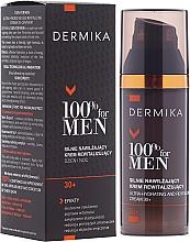 Parfüm, Parfüméria, kozmetikum Hidratáló regeneráló krém - Dermika Ultra-Hydrating And Revitalizing Cream 30+