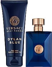 Parfüm, Parfüméria, kozmetikum Versace Pour Homme Dylan Blue - Szett (edt/100ml + sh/gel/100ml)