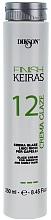 Parfüm, Parfüméria, kozmetikum Krém-glazúr egyenes/göndör hajra - Dikson Finish Keiras Crema Glaze 12