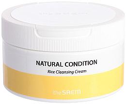 Parfüm, Parfüméria, kozmetikum Tisztító krém - The Saem Natural Condition Rice Cleansing Cream
