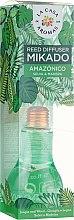"""Parfüm, Parfüméria, kozmetikum Aromadiffúzor """"Amazonasi dzsungel"""" - La Casa de Los Aromas Mikado Reed Diffuser"""
