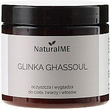 """Parfüm, Parfüméria, kozmetikum Természetes agyag """"Marokkói vulkán"""" - NaturalME Ghassoul"""